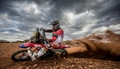 Monster Energy Honda Team rider Copyright