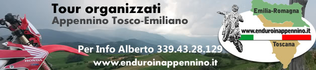 enduro in appennino