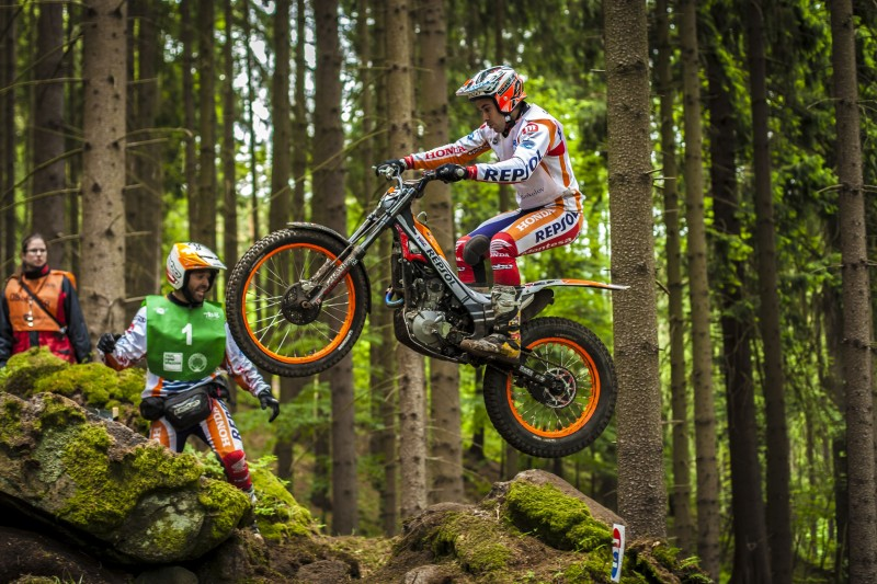 Toni Bou Commands Day One
