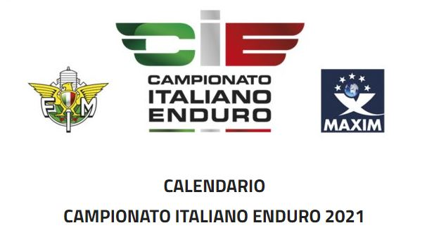 Calendario Trofeo Ktm 2021 Italiano Enduro 2021